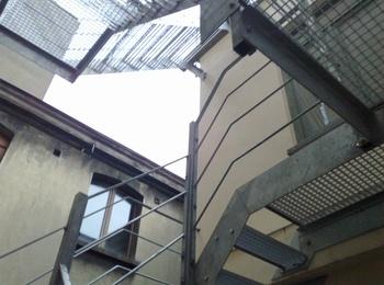 Faes & Zonen - Metalen Trappen